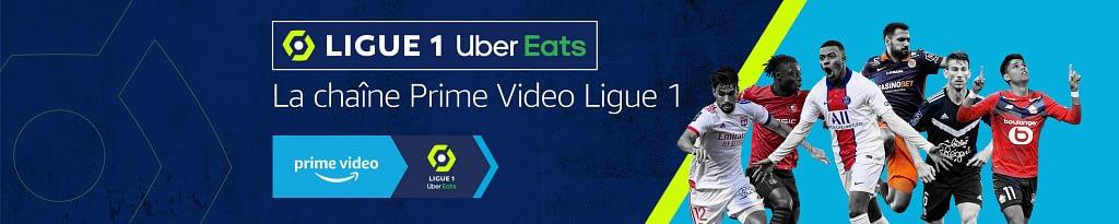 IPTV Ligue 1 prime video
